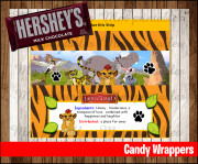 Candy Wrappers 3