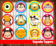 Cupcake Toppers 3