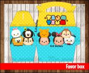 Favor box 2