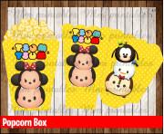 Popcorn Box 3