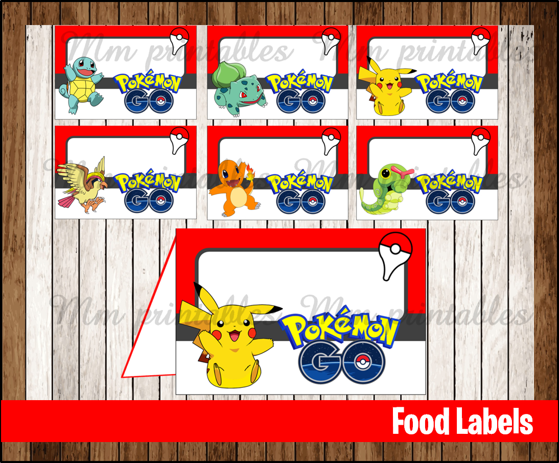 80 off sale pokemon go food tent cards instant download printable