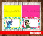 Food Labels 3