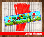 Licorice Wrappers 3