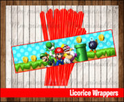 Licorice Wrappers 4