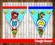 Triangle Banner 2
