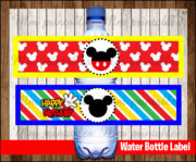 Water Bottle Label 2