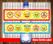Water Bottle Label 2