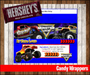 Candy Wrappers 23