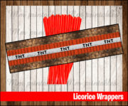 Licorice Wrappers 2