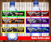 Water Bottle Label 1