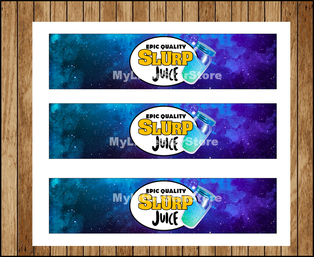 graphic relating to Free Fortnite Printable Labels referred to as Fortnite birthday, SLURP JUICE, printable bottle wraps, drinking water labels, wrappers,bash decoration, fortnight birthday celebration, quick Obtain